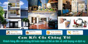 Công ty thiết kế nội thất tại TPHCM uy tín nhất