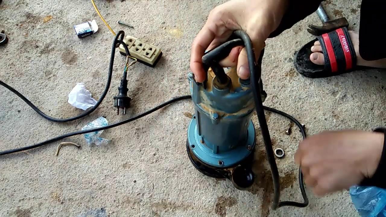 Dịch vụ sửa chữa máy bơm chìm tphcm uy tín