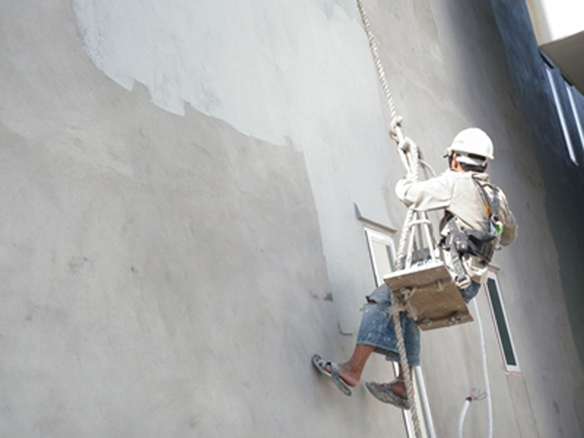 Phương pháp chống thấm tường nhà hiệu quả