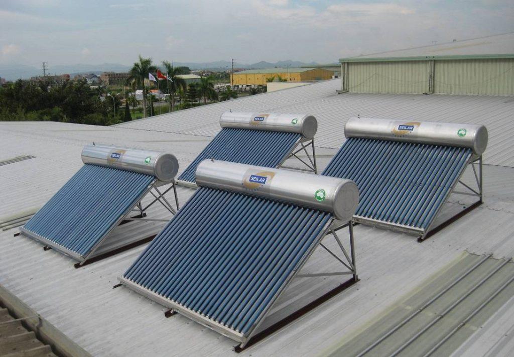 dịch vụ sửa chữa máy nước nóng năng lượng mặt trời
