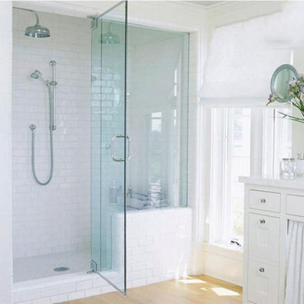 báo giá vách kính phòng tắm đẹp