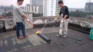 Hướng dẫn 5 cách chống thấm trần nhà