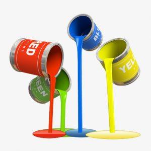 Hướng dẫn cách pha màu sơn đẹp
