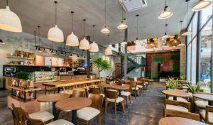 Tư vấn thiết kế - Sửa chữa quán cafe