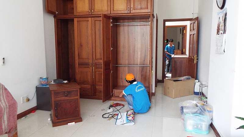 Sửa chữa tủ gỗ