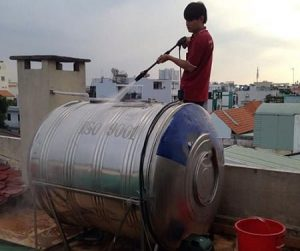 dịch vụ vệ sinh bồn nước tại nhà TPHCM