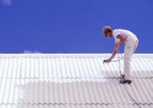 Báo giá thi công sơn mái tôn