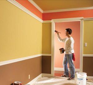 Thuê người sơn nhà