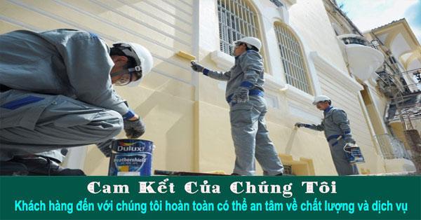 Thuê người sơn nhà giá rẻ
