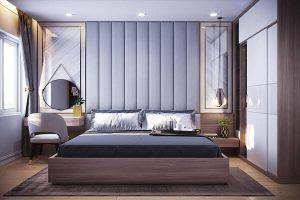 Mẫu phòng ngủ đẹp mang phong cách cổ điển