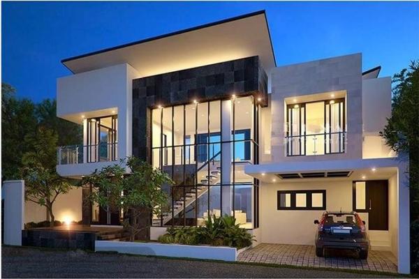 Mẫu thiết kế nhà mang phong cách độc đáo - mới lạ
