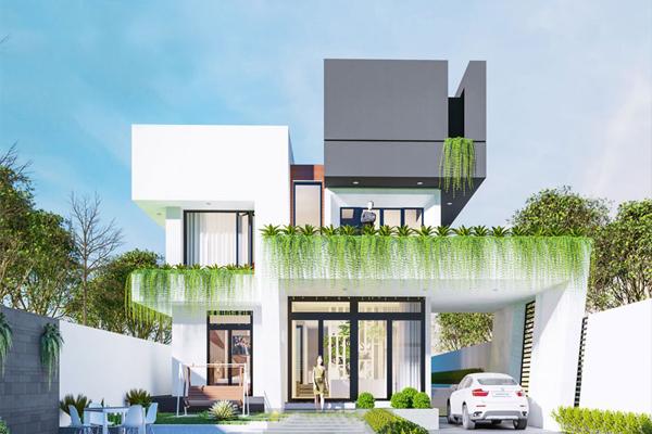 Mẫu thiết kế nhà đẹp - đơn giản
